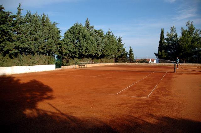 korty tennisowe orebic