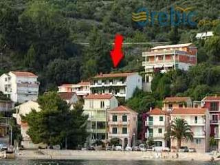 apartamenty chorwacja z widokiem na morze egejskie